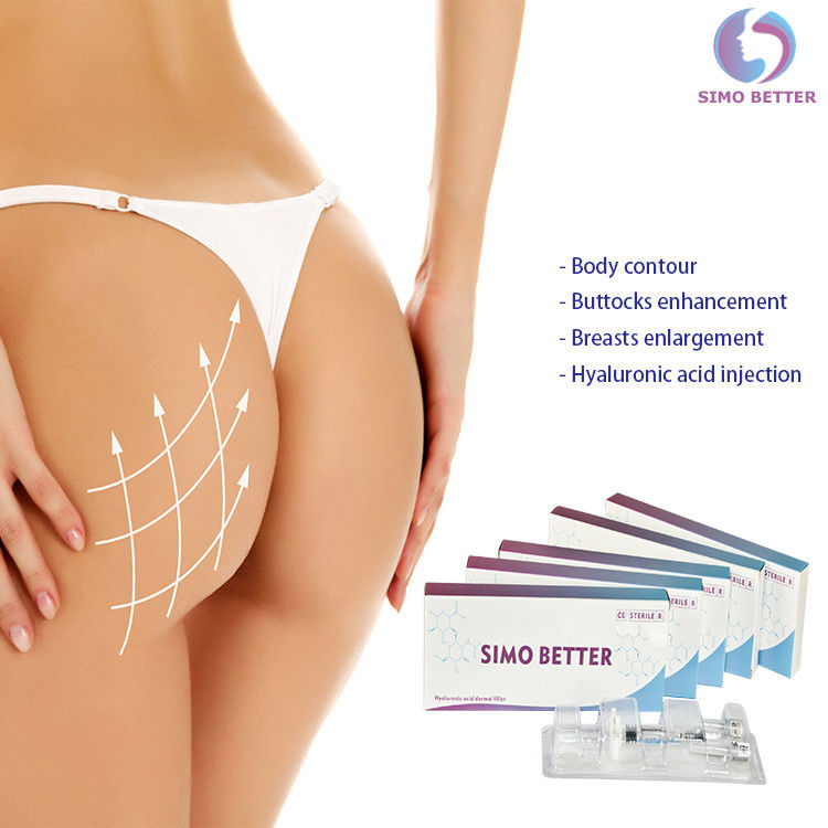 Hospital Use Buttock Enhancement Injections Injectable Fillers For Buttocks