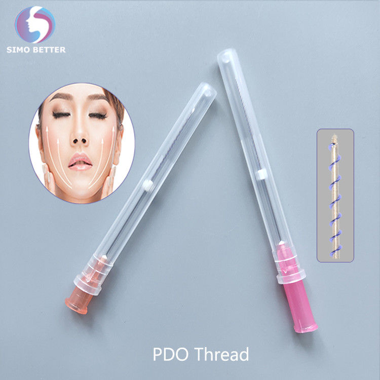 Sharp Needle PDO Thread Long Lasting Effect Safety For Beauty Salon