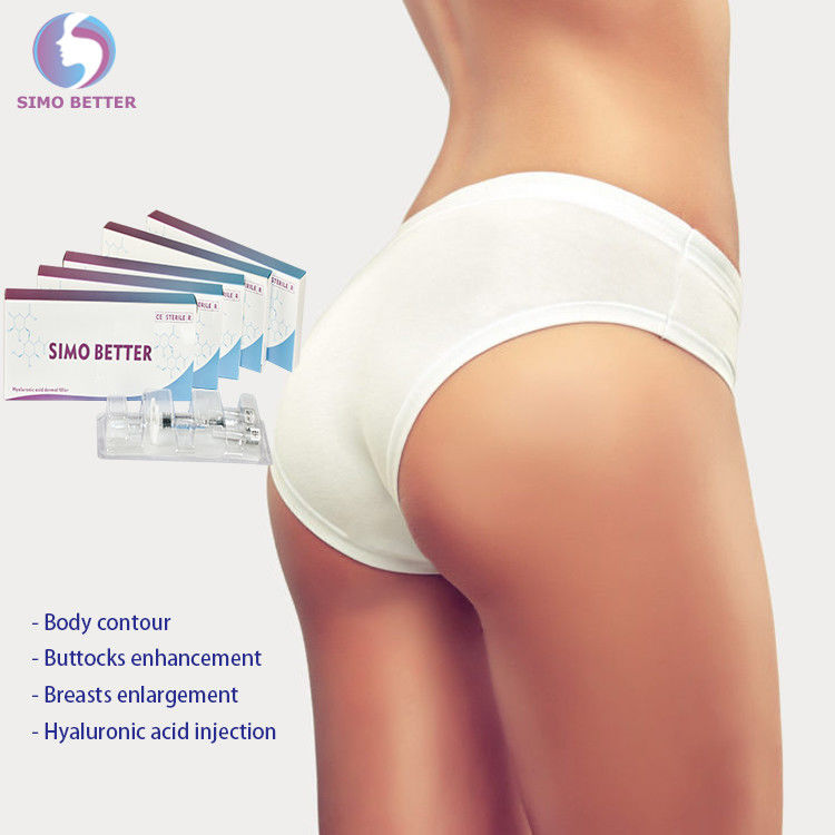 Cross Linked Korea Buttock Enhancement Injections Buttocks Lift Without Surgery