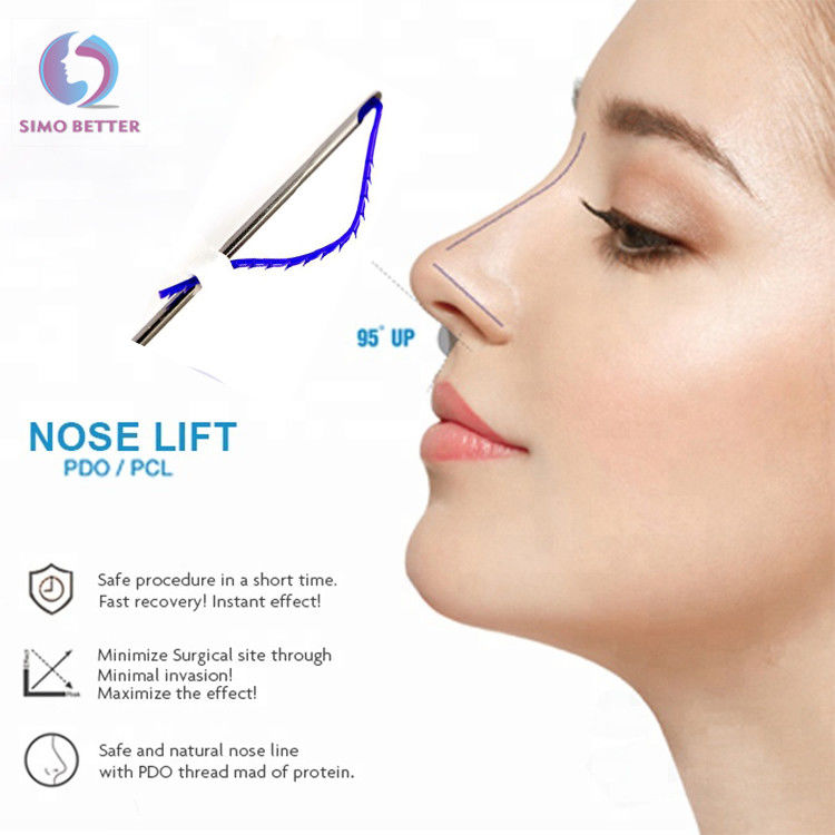 Beauty Clinic PDO Thread Face Threading Facelift 25mm 38mm 50mm Length