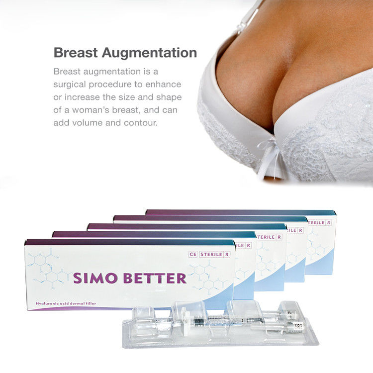 Healthy Hyaluronic Acid Breast Injections For Youthful Natural Beauty