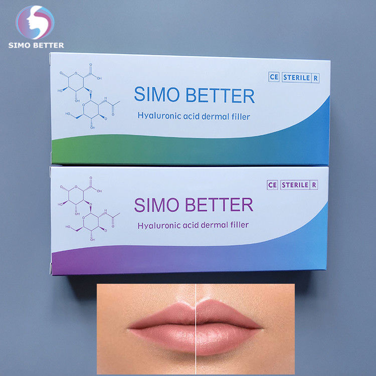 10ml Injectable Hyaluronic Acid Gel For Lip Enhancement Breast Augmentation
