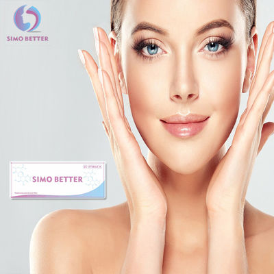 Sodium Hyaluronate Injectable Dermal Fillers Non Surgical Lip Enhancement Gel