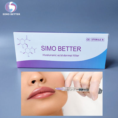 Facial Mesotherapy Injectable Dermal Fillers Non Animal High Concentration