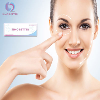 Aesthetic Dermal Filler Injections Facial Rejuvenation Without Surgery