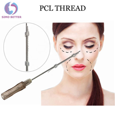 Cosmetic Thread COG Collagen Lifting Barbed Suture Thread PCL Face Lifting Hilos Tensores