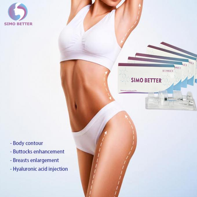 Safety Breast Augmentation Fillers Natural Looking Breast Plumping Injections