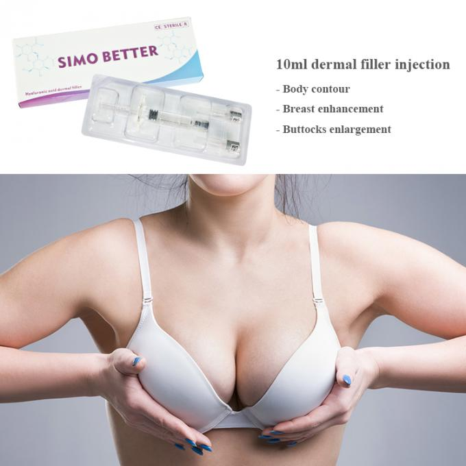 Injectable Body Breast Augmentation Fillers Anti - Aging Wrinkles Removal