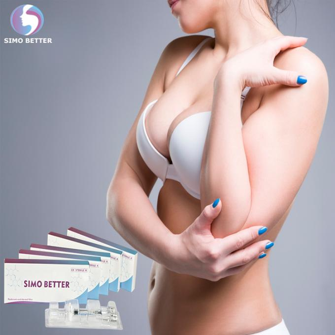 Deep Hyaluronic Acid Dermal Fillers Portable Buttocks Lift Without Surgery